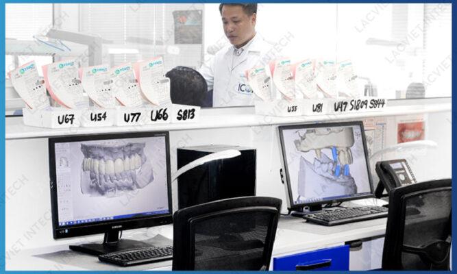 Quy trình mắc cài Invisalign bài bản tại nha khoa Lạc Việt Intech
