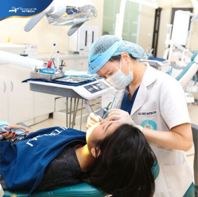 Hệ thống nha khoa Lạc việt Intech tự hào là địa chỉ dẫn đầu trong dịch vụ niềng răng